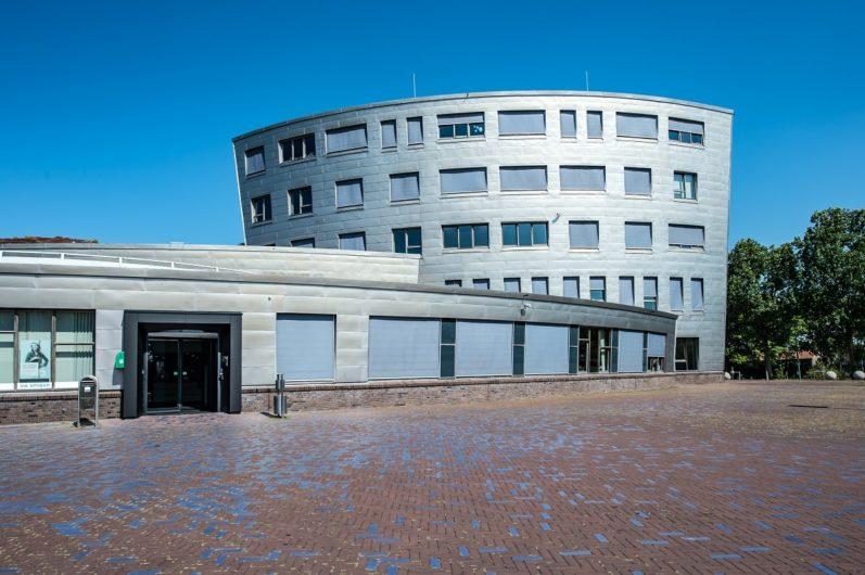 Gemeentehuis Schouwen Duiveland Project Uigevoerd Door TMC Project 25