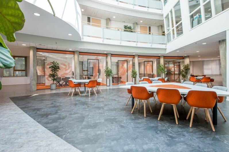 Gemeentehuis Schouwen Duiveland Project Uigevoerd Door TMC Project 28