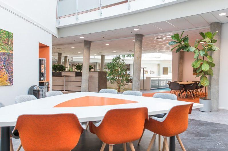 Gemeentehuis Schouwen Duiveland Project Uigevoerd Door TMC Project 30