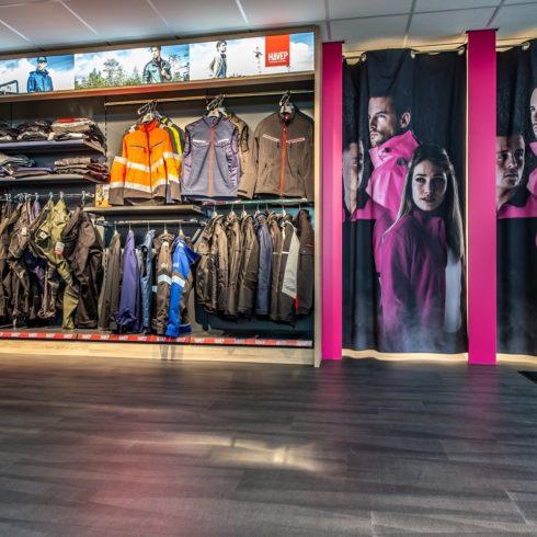 De Leeuw Bedrijfskleding Project Uitgevoerd Door TMC Project 4