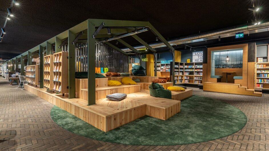 Bibliotheek Goes Project Uitgevoerd Door TMC Project 4